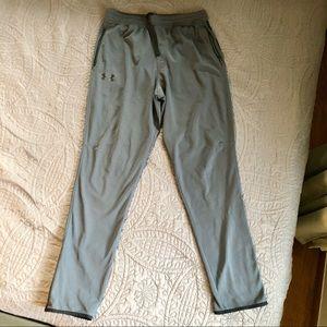Under Armour Sweatpants   Medium   Gray & Black